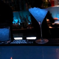 Photo taken at Blu Bar On 36 by Mixy L. on 6/1/2013