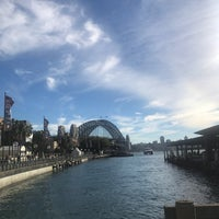 Photo taken at The Rocks by Mixy L. on 8/9/2017
