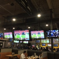 Photo taken at Buffalo Wild Wings by Chikki M. on 1/10/2017