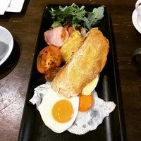 Photo taken at Sage Cafe Restaurant by Yuichiro N. on 12/23/2016