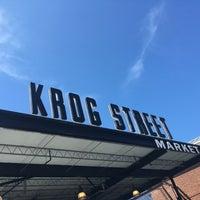 Photo taken at Krog Street Market by @karenlisa on 8/22/2016