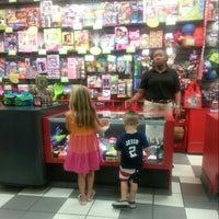 Photo taken at Chuck E. Cheese's by Alejandra B. on 6/18/2013