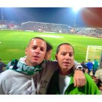 Photo taken at Doha stadium by ohad f. on 12/20/2014