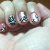 Photo taken at Love Nails by Maize V. on 11/14/2012