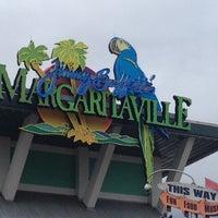 Photo taken at Jimmy Buffet's Margaritaville by Amanda B. on 12/12/2012