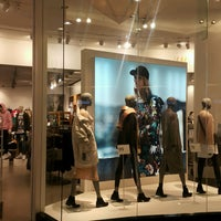 Photo taken at H&M by Katrina Z. on 10/26/2016
