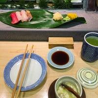 Photo taken at Sushi Shin 鮨辰日本料理 by Elena K. on 4/26/2017