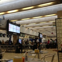 Photo taken at Terminal 2 by Gustavo P. on 4/26/2013