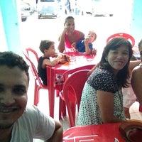 Photo taken at Sabor do Tempero Restaurante by Wellington H. on 10/6/2012