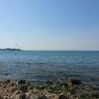 4/25/2013 tarihinde Şahika G.ziyaretçi tarafından İnciraltı Sahili'de çekilen fotoğraf