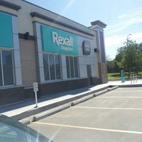 Photo taken at Rexall Drug Store by Don P. on 7/12/2013