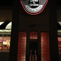 Photo taken at Steak 'n Shake by Elisha on 12/12/2012