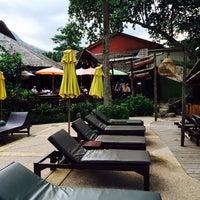Photo taken at Banpu Koh Chang Restaurant by AoffiZeR T. on 5/10/2014