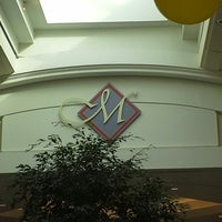 Photo taken at Moorestown Mall by Jamie C. on 12/1/2012
