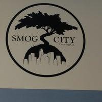 Foto tomada en Smog City Brewing Company por Morgan M. el 6/8/2013