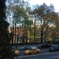 Photo taken at The Park Lane Hotel - A Central Park Hotel by Noname on 11/17/2012