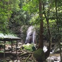 Photo taken at Poring Kipungit Waterfall by ariff h. on 12/26/2017