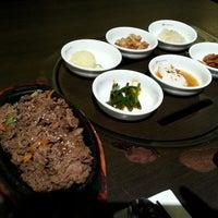 Photo taken at Han Sang Korean Charcoal BBQ by Wee Kheon L. on 10/11/2014