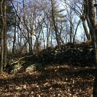 Photo taken at Big Round Top by Brian B. on 12/23/2012