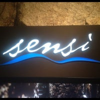 Photo taken at Sensi by Mike M. on 10/25/2012