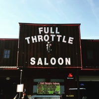 Photo taken at Full Throttle Saloon by Mike M. on 8/3/2015