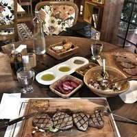 Photo taken at The Butcher Shop & Etçii Steakhouse by Elif.T on 5/17/2017
