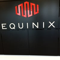 Photo taken at Equinix LD5 by Ryan E. on 2/18/2016
