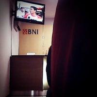 Photo taken at BNI by Derajad K. on 5/13/2013