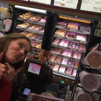 Photo taken at Dunkin' Donuts by Stéphanie M. on 3/29/2016