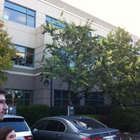 Photo taken at Cisco - Building 17 by Tobias T. on 10/24/2012