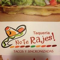 Photo taken at No Te Rajes! by Tatiana P. on 6/28/2013