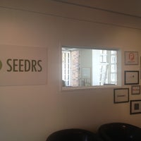 Photo taken at Seedrs Office by Klaus B. on 7/22/2013