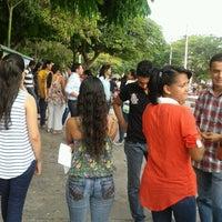 Photo taken at Instituto Técnico Nacional de Comercio by Erwin Danniel on 6/16/2013