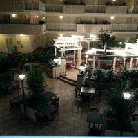 Photo taken at Embassy Suites by Hilton Atlanta Airport by Wayne T. on 3/19/2013