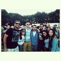 Photo taken at Mad Decent Block Party by Stephanie T. on 7/27/2013