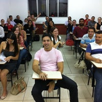 Photo taken at Faculdade Pio XII by Marcio E. on 11/26/2012