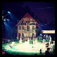 8/9/2013にMartha G.がDelacorte Theaterで撮った写真