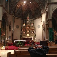 Photo taken at Saint Casimir by Rachael G. on 9/15/2013
