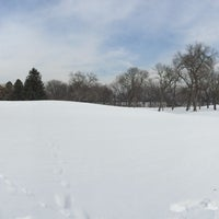 Photo taken at Lincoln Park Golf Course by Rachael G. on 2/7/2015