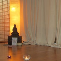Photo taken at Red Sun Yoga by Red Sun Yoga on 10/27/2014