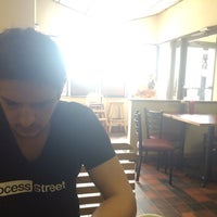 Photo taken at Dempsey's Breakfast and Lunch by Cameron M. on 9/29/2014