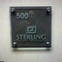 Photo taken at Sterling Payment Technologies by Gary H. on 10/31/2012