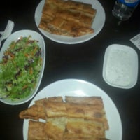 Photo taken at Yörem Pide ve Lahmacun Salonu by ilhan K. on 11/21/2015