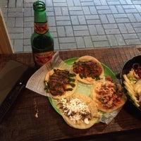 Photo taken at La Cantina - Urban Taco Bar by A.Eskandari on 4/22/2015