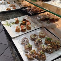 Photo taken at Oriental Sushi by Marcos I. on 9/21/2013