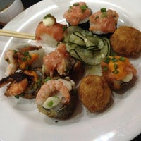 Photo taken at Oriental Sushi by Marcos I. on 9/28/2013