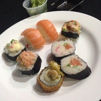 Photo taken at Oriental Sushi by Marcos I. on 2/12/2014