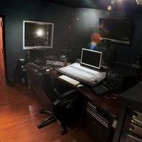 Photo taken at Magic Hair Studios & Post by Gaston H. on 10/3/2013