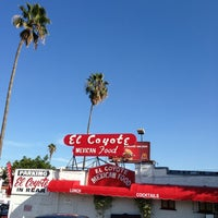 Photo taken at El Coyote by Gaston H. on 12/31/2012