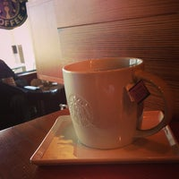 Photo taken at Starbucks by Brandon T. on 3/11/2013